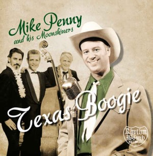 Penny ,Mike And His Moonshiners - Texas Boogie